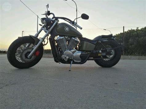 MIL ANUNCIOS.COM   Honda Bobber. Venta de motos de segunda ...