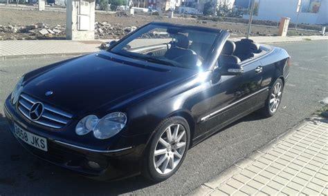 MIL ANUNCIOS.COM   Mercedes Benz Cabrio Diesel , 4 plazas