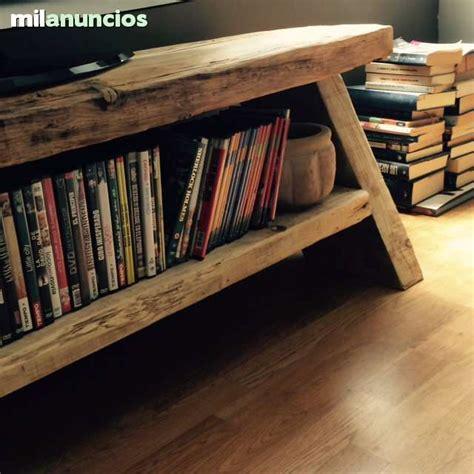 MIL ANUNCIOS.COM   Mesa para tv de madera maciza
