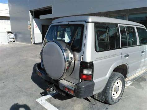 MIL ANUNCIOS.COM   Mitsubishi montero 2.5d 100 8v