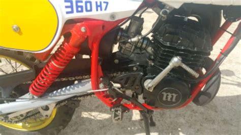 MIL ANUNCIOS.COM   montesa H7 360. Compra venta de motos ...