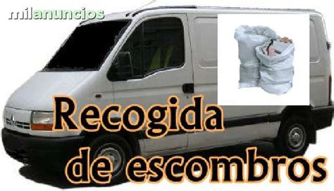 MIL ANUNCIOS.COM   Recogida de escombros Valencia 695435095