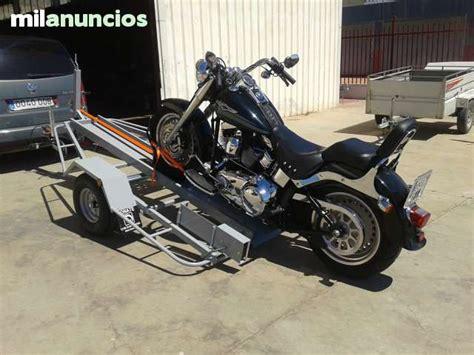 MIL ANUNCIOS.COM   Remolque moto custom HARLEY, SADOW, ETC