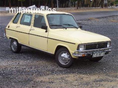 MIL ANUNCIOS.COM   Renault R 20 Peugeot 504 Citroen GS