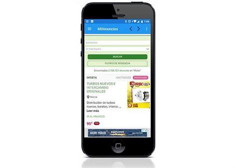MIL ANUNCIOS.COM: segunda mano, empleo, ... for Android ...