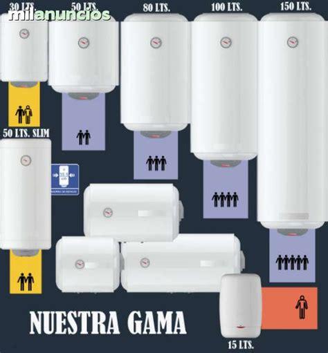MIL ANUNCIOS.COM   Termo electrico horizontal 50 litros