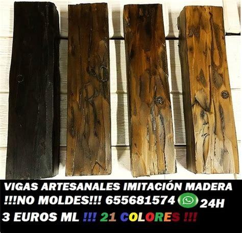 MIL ANUNCIOS.COM   Vigas imitacion madera a medida