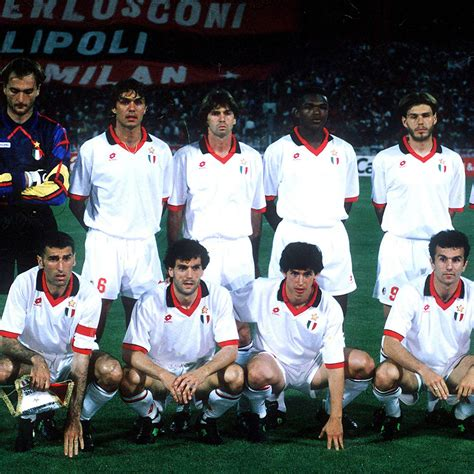 Milan 1993 94 Camiseta Fútbol Retro | Retro Football Club