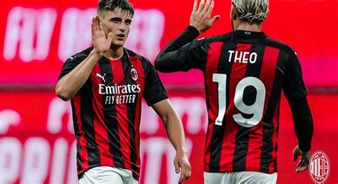 Milan Ac Hoy : Ac Milan Y Lille Se Preparan Hoy Para Jugar ...