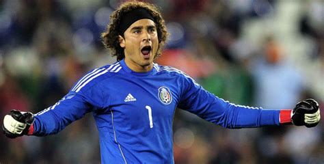 Milan Line Up January Move For Guillermo Ochoa ...