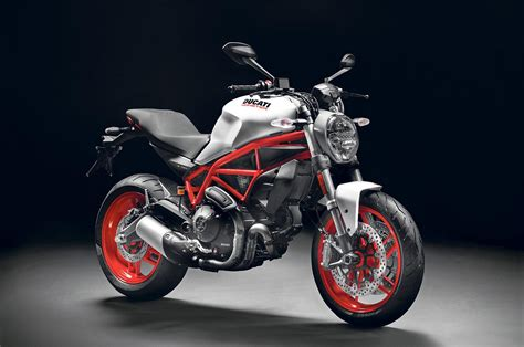 MILAN SHOW: Ducati s new air cooled Monster 797