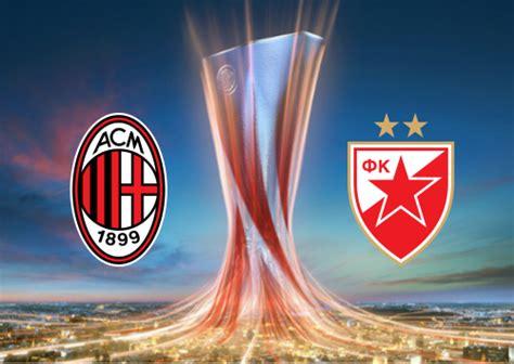 Milan vs Crvena Zvezda Full Match & Highlights 25 February ...