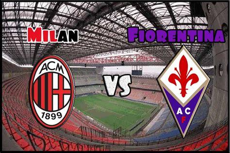 Milan vs Fiorentina 11a giornata Serie A  Fifa14    YouTube
