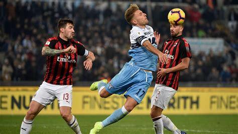Milan vs Lazio Preview, Tips and Odds   Sportingpedia ...