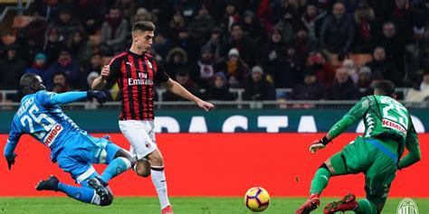 Milan vs Napoles, crónica y resultado del partido en liga ...