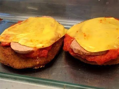 Milanesas de soja o filetes de legumbres. Escalopes de ...