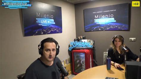Milenio Live, el canal de Iker Jimenez y Carmen Porter   Mtmad