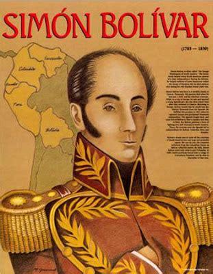 Milenioscopio: Simón Bolívar como libertador de América.