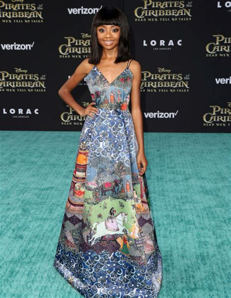MILES BROWN, SKAI JACKSON AND OTHERS ATTEND  PIRATES OF ...