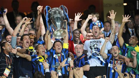 Milito double as Inter Milan crowned champions of Europe ...