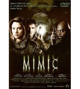Mimic   Película   películas en DVD en Bolivia