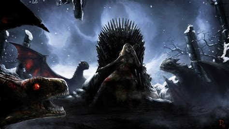 Mind Blowingly Awesome Pieces of Game of Thrones Fan Art