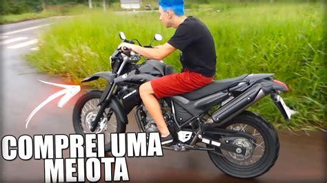 MINHA MOTO NOVA | XT 660  MEIOTA  ‹ Ravanha ›   YouTube