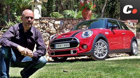 MINI Cooper S   Prueba / Test / Review en español   coches ...