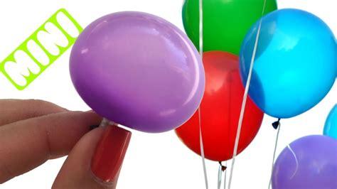 Mini Globos   Mini Decoración Para Fiestas   YouTube