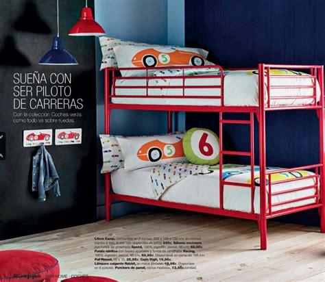 Mini home El Corte Inglés dormitorio infantil con literas ...