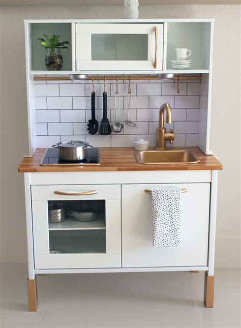 Mini Ikea Play Kitchen Makeover | Babiekins Magazine