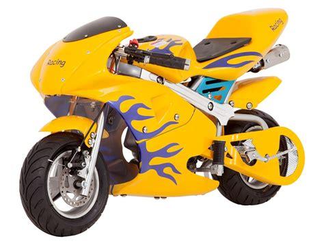 Mini Moto à Gasolina e à Òleo Bull Motors   Bull Kids BK ...