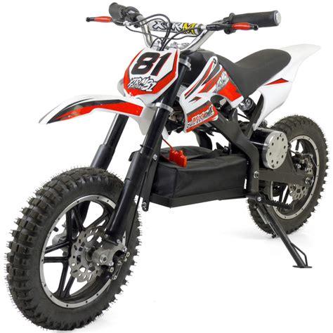 Mini Moto Cross enfant Electrique 500W grandes roues
