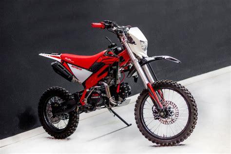 Mini Moto Cross Raptor 125 Cc   Quadri E Cia Off Road   R ...