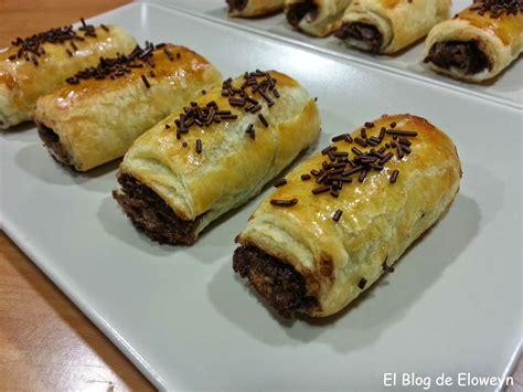 Mini napolitanas de chocolate | El Blog de Eloweyn