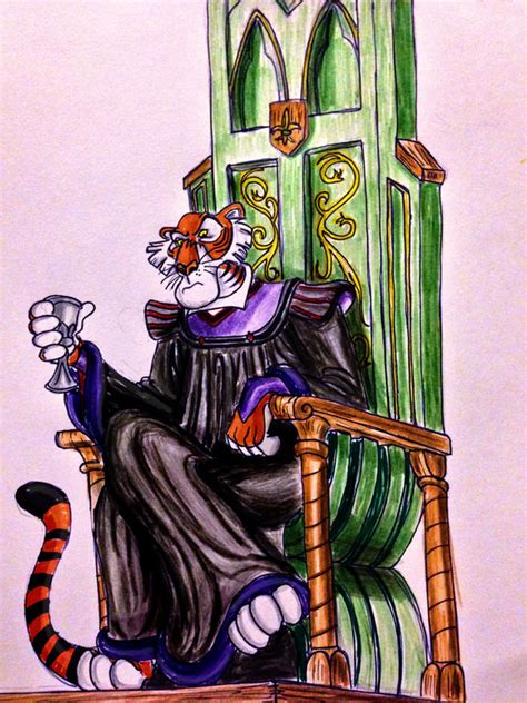 Minister Shere Khan by CyberRaven on DeviantArt