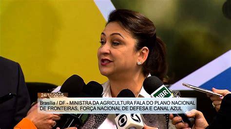 Ministério da Agricultura apresenta ações para defesa da ...