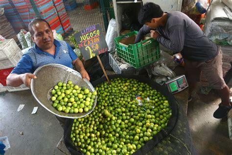 Ministerio de Agricultura: los mercados mayoristas están ...