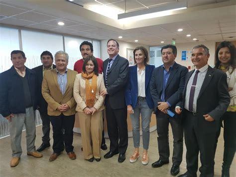 Ministra de Medio Ambiente compromete visita a Andacollo ...