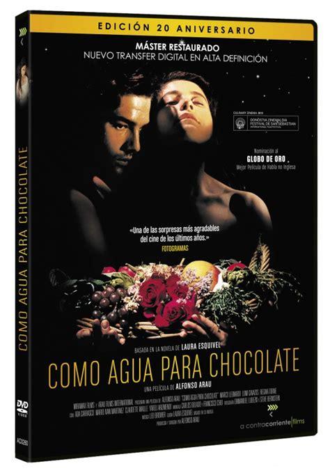 Mira aquí la película «Como agua para chocolate» completa ...