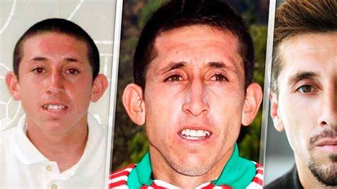 Mira el increíble cambio de Héctor Herrera   YouTube