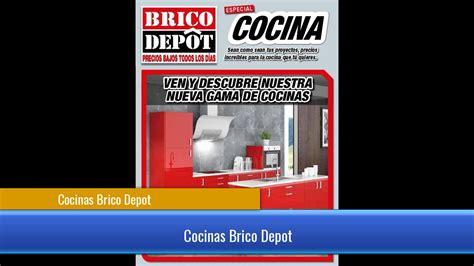 ¡Mira las Cocinas que trae Brico Depot!   YouTube