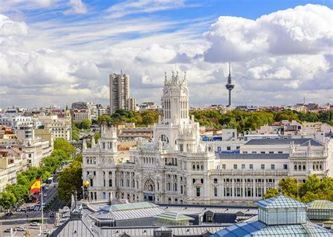 Miradores de Madrid   Destinos Actuales