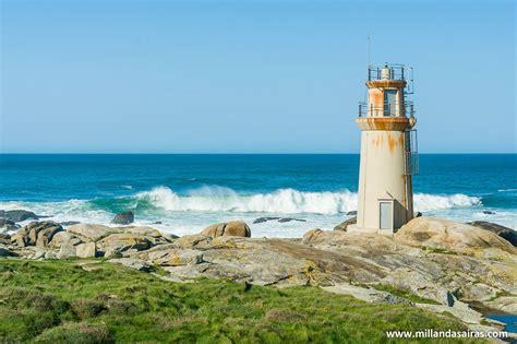 Mis 10 faros imprescindibles de Galicia   Faro, Paisajes ...