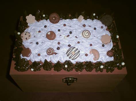 Mis cosillas: Pedido Cajas decoradas!