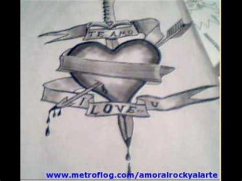 mis dibujos de amor   YouTube
