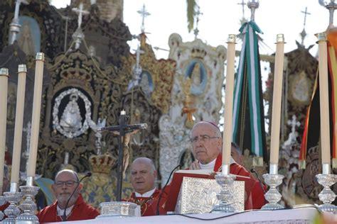 Misa de Pentecostés en El Rocío 2019