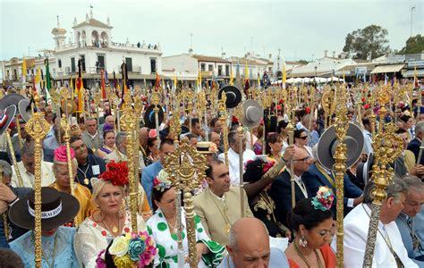 Misa de Romeros en el Real del Rocío