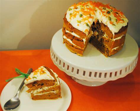 Miss Cookingdom: Tarta de zanahoria light