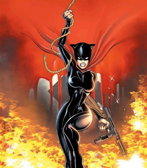 Miss Fury, the original  Cat Woman , returns via Indiegogo ...